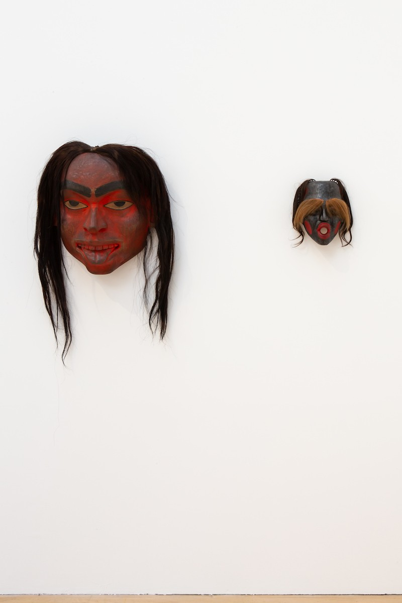 Beau Dick masks
